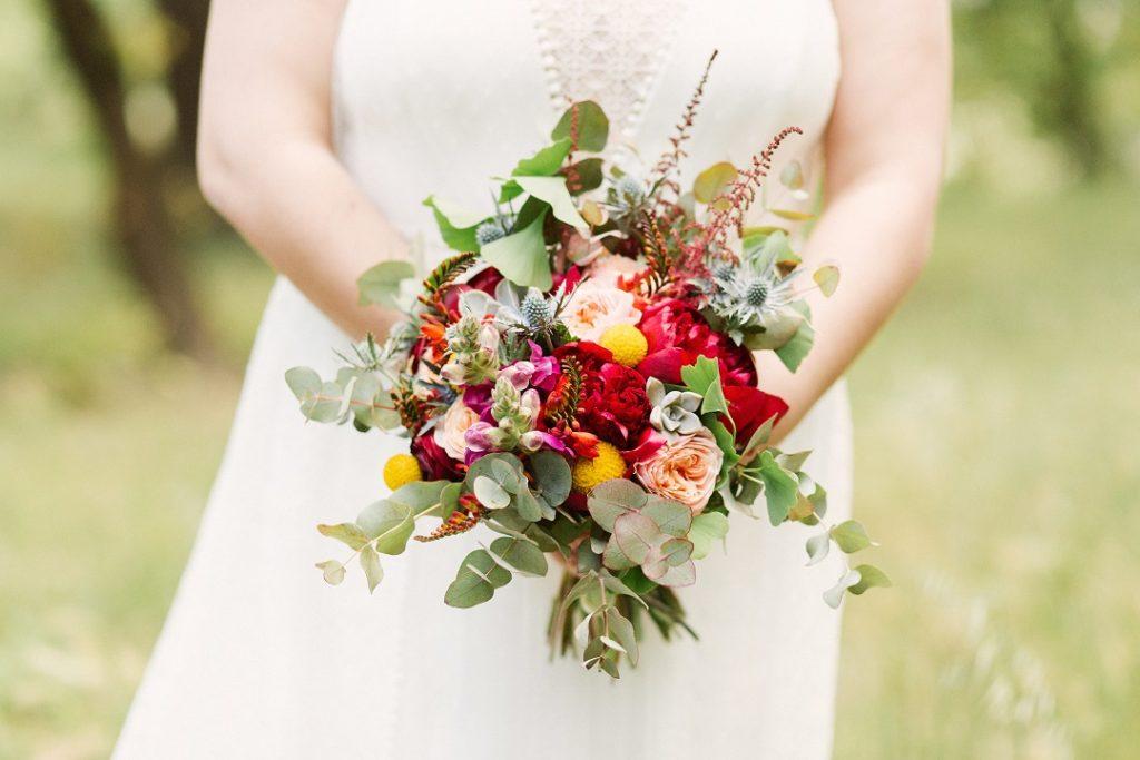 Fleuriste Perpignan bouquet mariage